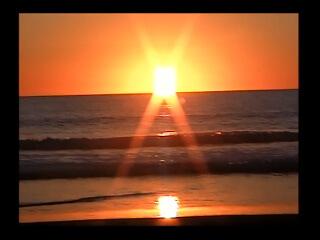 Engagement Sunset