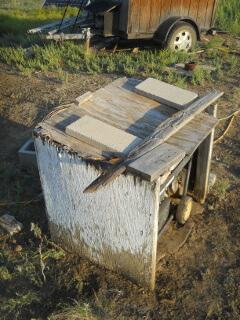 Old Generator Box