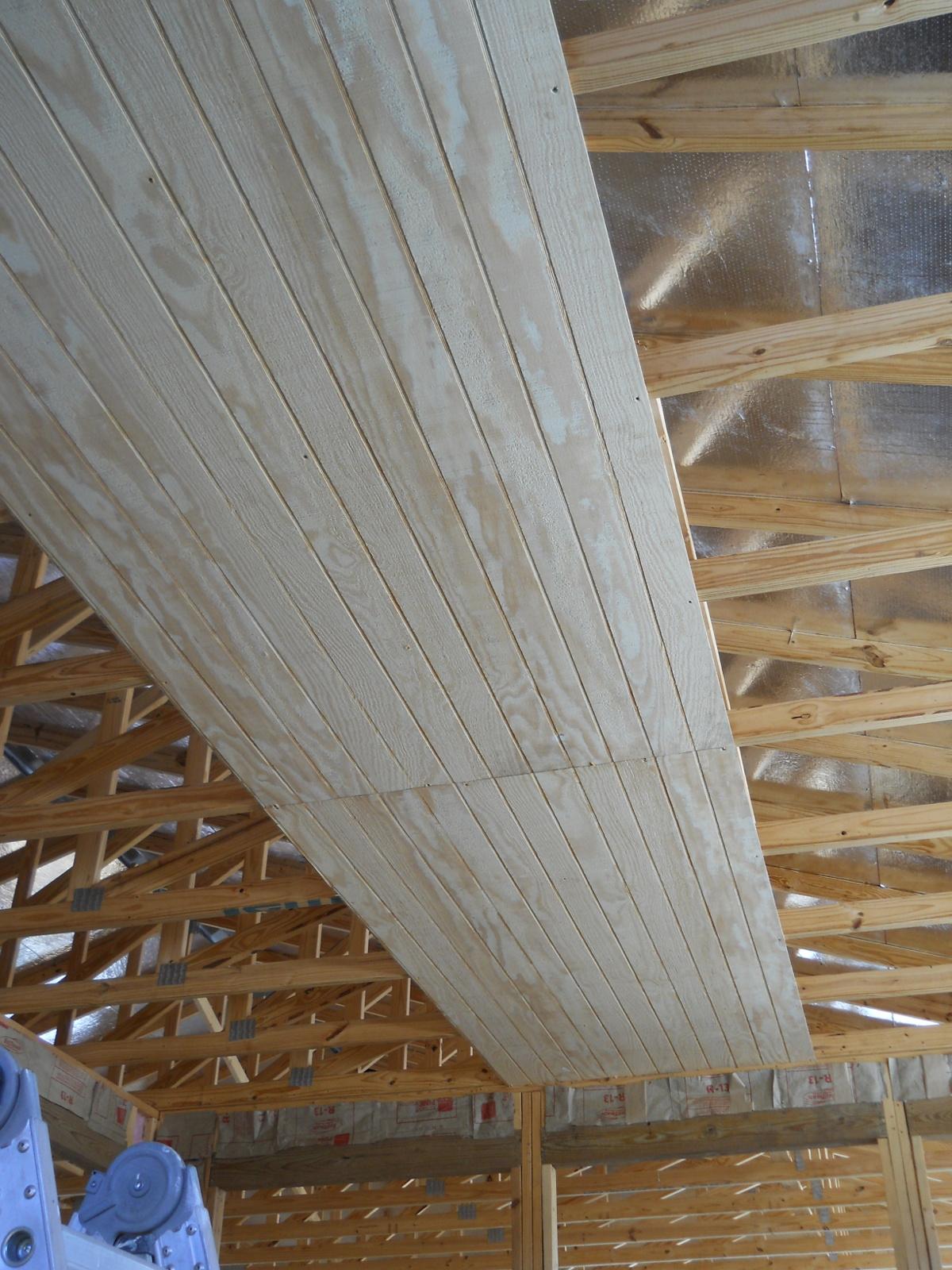T1 11 Interior Ceiling