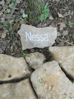 Nessa Headstone