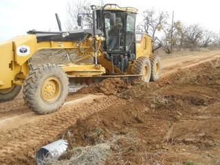 More Burying Culvert Pipe