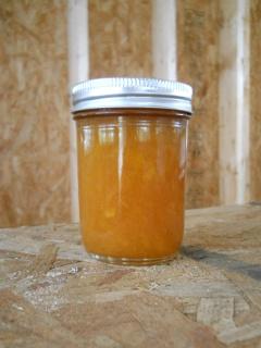 Orchard 2012 Peach Jam