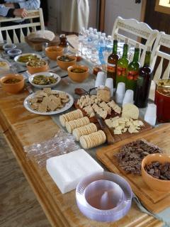 Fall Ranchfest 2012 Sabbath Tapas Meal