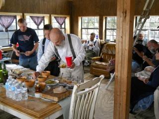 Fall Ranchfest 2012 Sabbath Tapas Meal and Fellowship