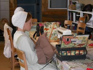 Ranchfest Jennifer Sewing