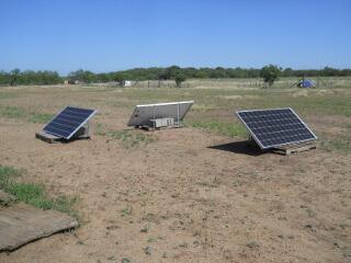 Solar Panels Configuration