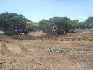 Digging New Tank
