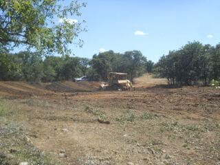 More Digging New Tank